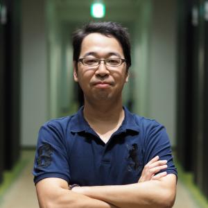 吉羽龍太郎 (Yoshiba Ryutaro)